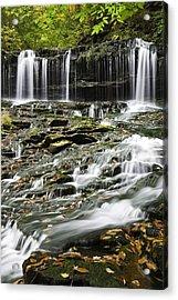 Mohawk Falls 2 Acrylic Print