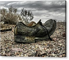 Mojave Hdr 007 Acrylic Print by Lance Vaughn