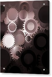 Mojo Synchronicity Acrylic Print
