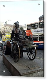 Acrylic Print featuring the photograph Molly Malone by Barbara McDevitt