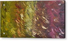 Moment Breeze - Sold-oil Painting Acrylic Print