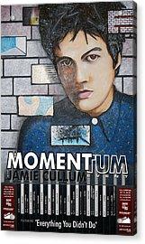 Moment.tum Acrylic Print