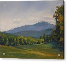 Monadnock Summer Acrylic Print