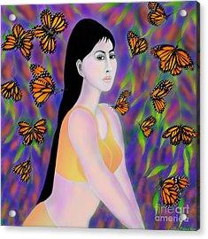 Monarchs Acrylic Print