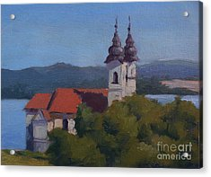 Monastery Of Tihany Acrylic Print