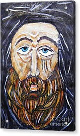 Monk 4 Acrylic Print