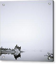 Still Waters Run Deep Acrylic Print by Shaun Higson