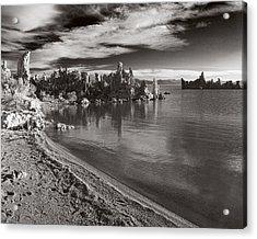 Mono Lake South Towers Acrylic Print