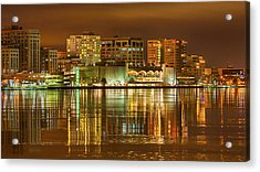 Monona Terrace Madison Wisconsin Acrylic Print