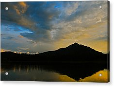 Monsoon Sky Acrylic Print by Bob Berwyn