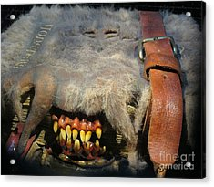 Monster Book Of Monsters Acrylic Print