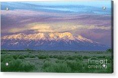 Monte Vista Sunrise 1 Acrylic Print