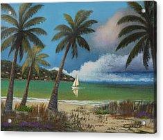 Montego Bay Acrylic Print