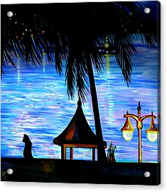 Montego Bay. Part Two  Acrylic Print