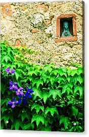 Monteriggioni Virgin Acrylic Print