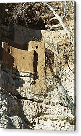 Acrylic Print featuring the photograph Montezuma's Castle by Kerri Mortenson