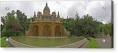 Montjuic Palace, Barcelona, Catalonia Acrylic Print