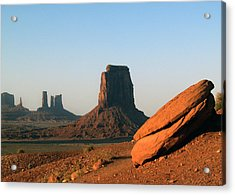 Monument Valley Afternoon Acrylic Print
