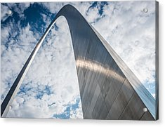 Monumental Arch - Gateway Arch Photograph Acrylic Print