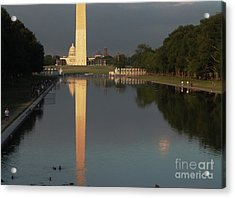Monumental Reflection Acrylic Print