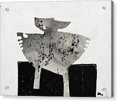 Monumentum No 3 Acrylic Print by Mark M  Mellon