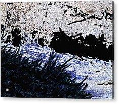 Mood River Acrylic Print by Lenore Senior