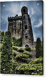 Moody Castle Acrylic Print