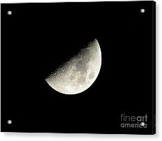 Moon 1 Acrylic Print