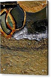 Moon Landing Acrylic Print