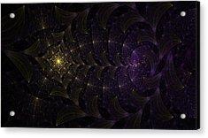 Moon Lit Path Acrylic Print by Jhoy E Meade