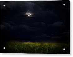 Goodnight Moon Acrylic Print