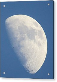 Moon Rise Copperville Acrylic Print