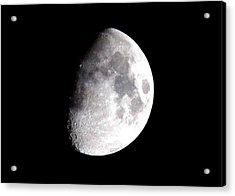 Laura's Moon Acrylic Print