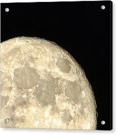 Moon Walk Acrylic Print by Nikki Watson    McInnes