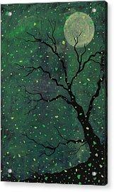 Moonchild Acrylic Print