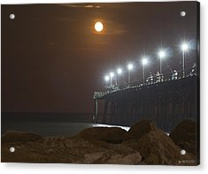 Moonlight Feels Right Acrylic Print