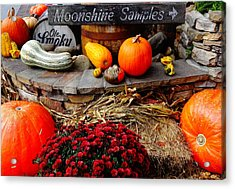 Moonshine Acrylic Print by Dan Sproul