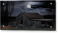 Moonshine Nights Acrylic Print