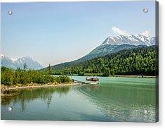 Moose Pass In Alaska Acrylic Print
