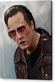 More Cowbell Acrylic Print