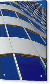 More Windows In The Sky Acrylic Print