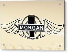 1969 Morgan 4/4 Acrylic Print