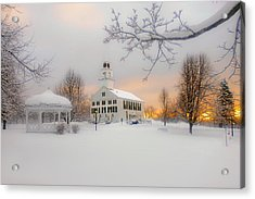Morning After The Storm Acrylic Print