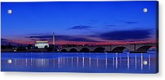 Morning Along The Potomac Acrylic Print by Metro DC Photography
