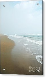 Morning At Sea Acrylic Print by Sharon Kalstek-Coty