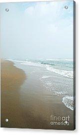 Morning At Sea Acrylic Print by Sharon Coty