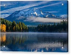 Morning At Siskiyou Lake Acrylic Print