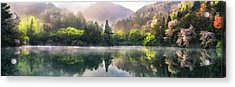 Morning Calm Acrylic Print by Tiger Seo