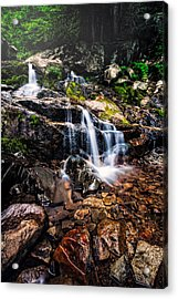 Morning Falls  Acrylic Print