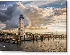 Morning Light Acrylic Print by Brian Wright